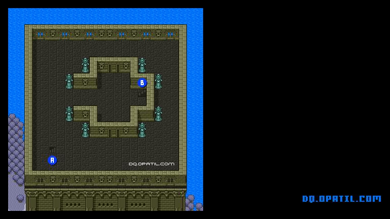 の 神殿 ハーゴン バズズ ドラゴンクエスト2 完全攻略(SFC/Wii/iOS/Android版対応)